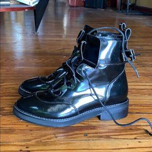 Braxton ankle bootie